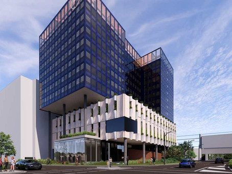 Bill Moss, Hickory propose $130m hotel at Sydney Airport: AFR, 6/10/21