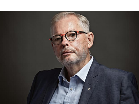 Bill Moss AO: 'It's going to be a major time for innovation': Acuity Magazine, October 2021