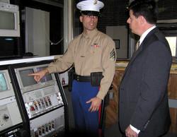 USMC_Security_Guard_reviews_security_alarm_system-2004.jpg