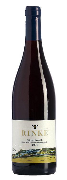 2019 Wiltinger Braunfels Frühburgunder / Pinot Noir Précoce - unfiltriert