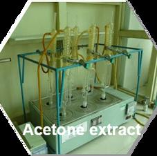 Acetone extract