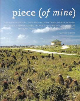 S3 Magazine: Turks & Caicos