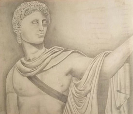 """""""Greek Statue"""""""