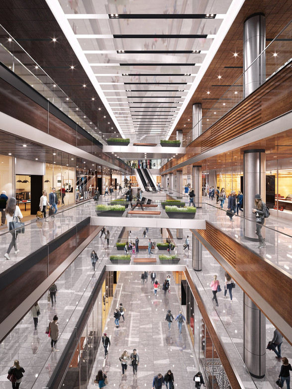 Hudson Yards article for Accessories Council Newsletter