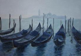 """""""Venice in the Rain"""""""