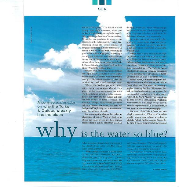 S3 Turks & Caicos Magazine