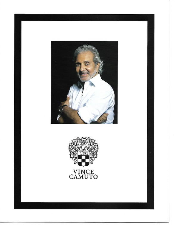 Vince Camuto Branding Project