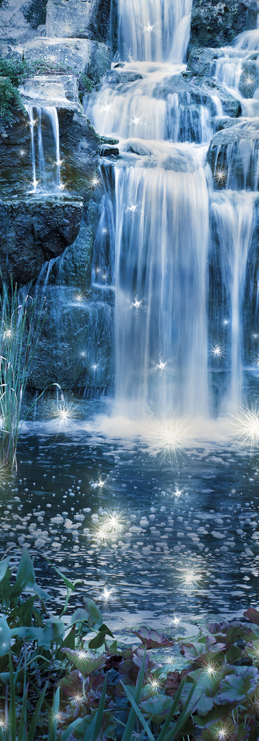Magic night waterfall scene.jpg