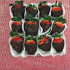 OH Oreo Strawberries!