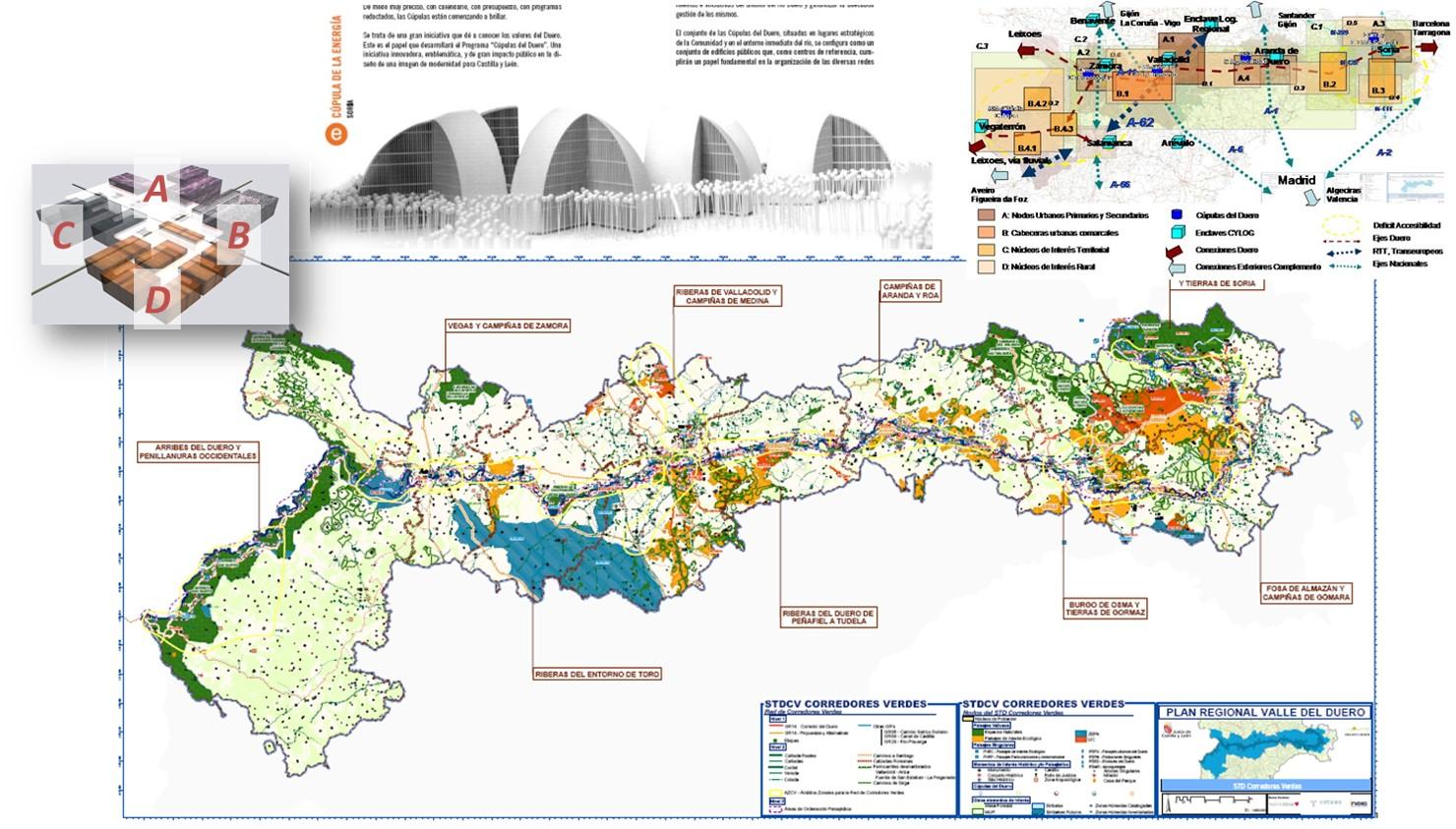 Plan Regional Valle del Duero