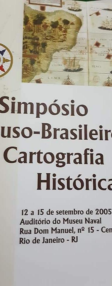 congreso de cartografia 2005