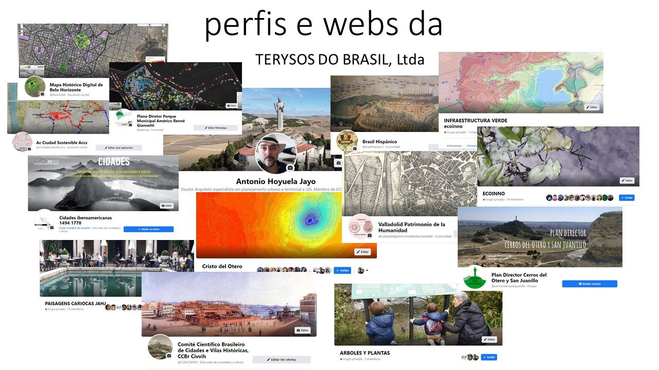 Perfis e Webs