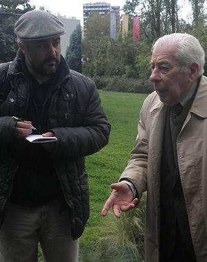 Entrevista a Ribeiro Telles em Lisboa, 2009