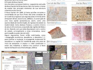 Mapa Histórico Digital de BH