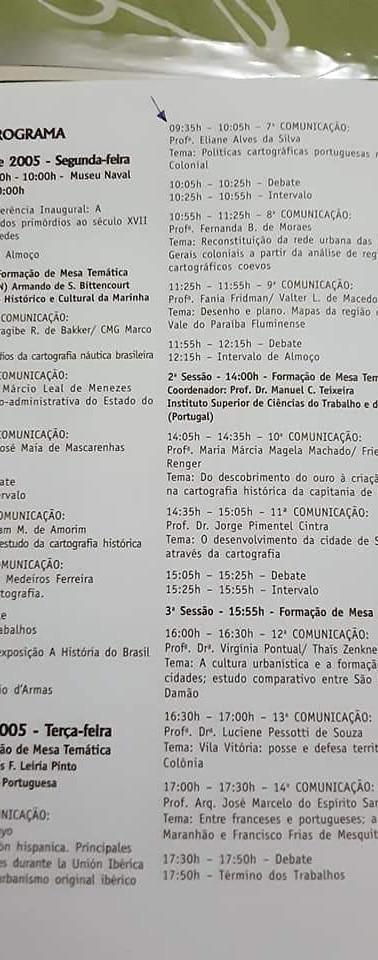 congreso de cartografia luso brasileira