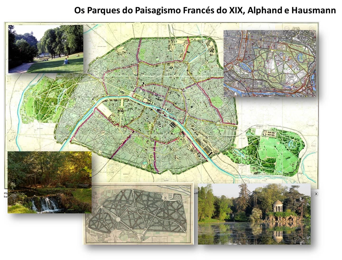 Paris Alphand 1860