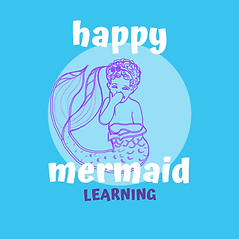 Happy Mermaid Logo .PNG