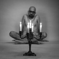 Na świeczniku - by Ewa Żala