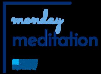 """Monday Meditation"" Email Header"