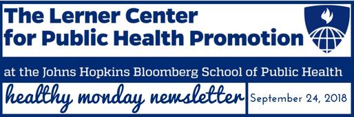 Lerner Center for Public Health Promotion Email Header
