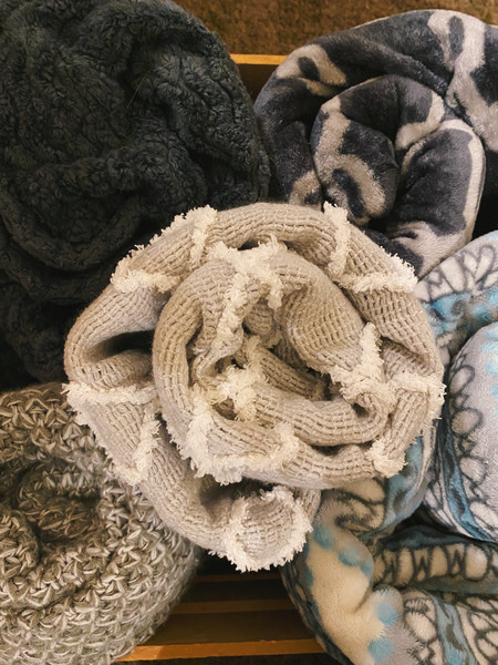 Blankets with Fun Patterns
