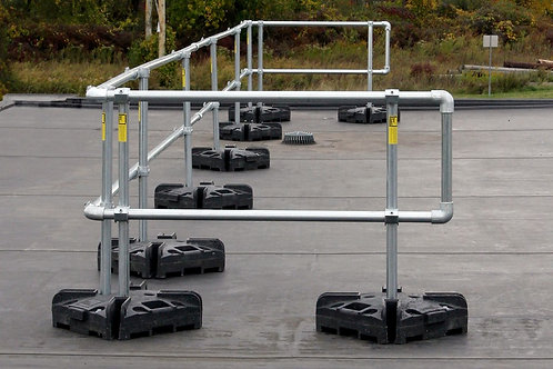 Temporary Guard Rail System - Per/M