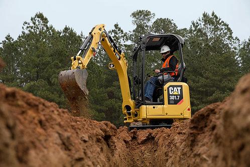 Mini Excavator 1.0T