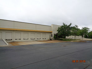 Industrial warehouse property asessment
