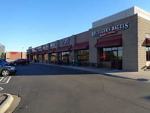 Retail center property assessment