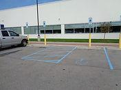 Property Assessments Handicapped parking