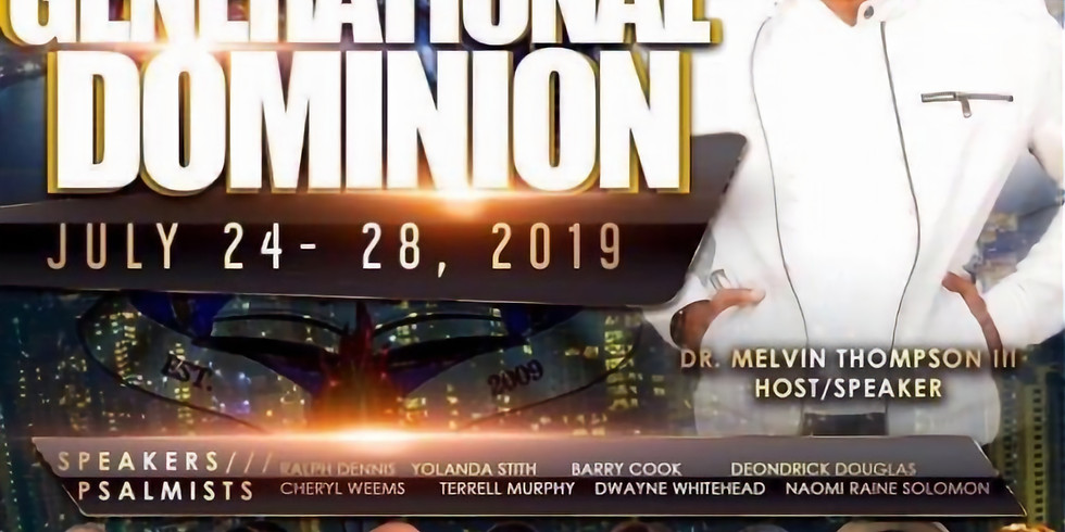 Generational Dominion Conference