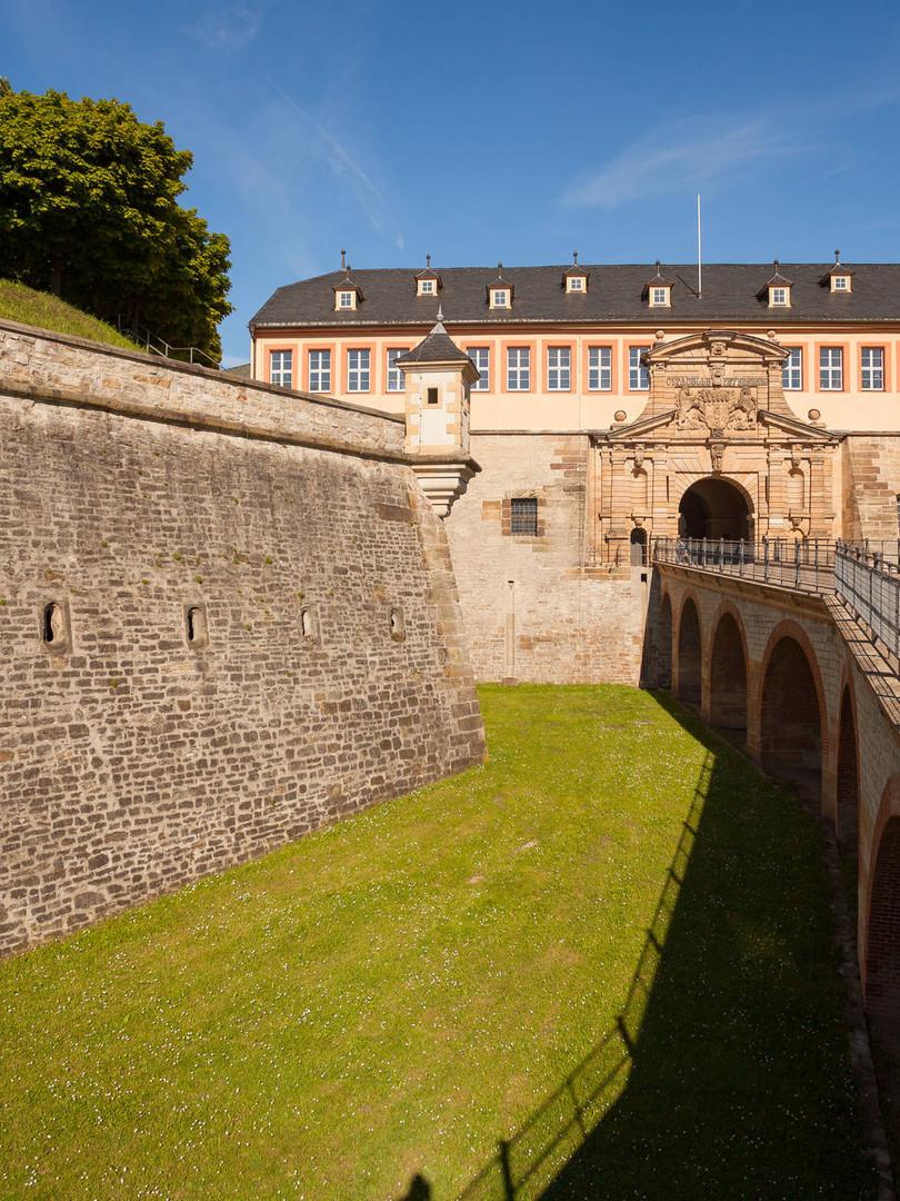 Bastionsgraben der Zitadelle