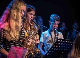 Saxofoon les alkmaar