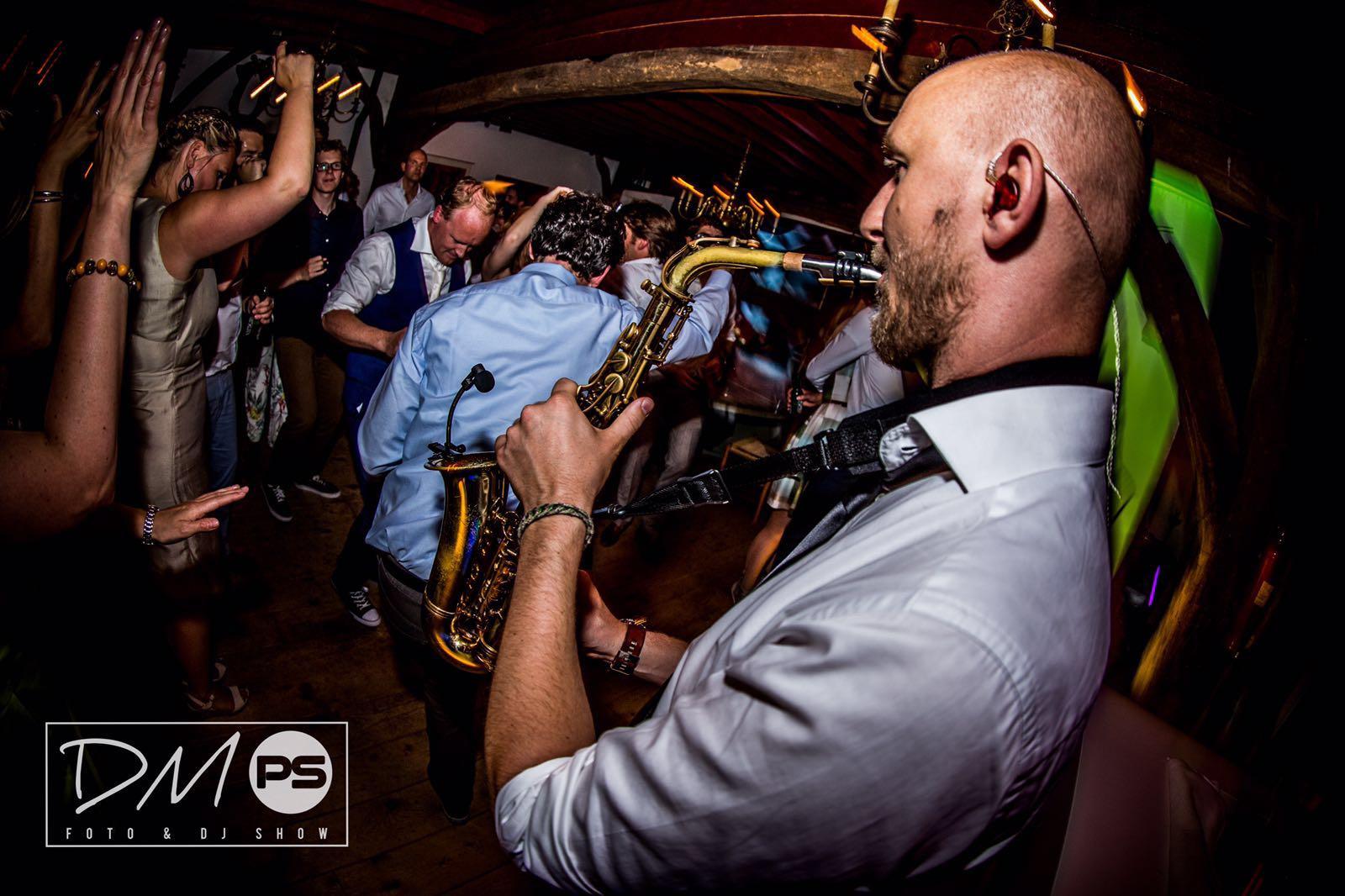 tim bakker saxofoon