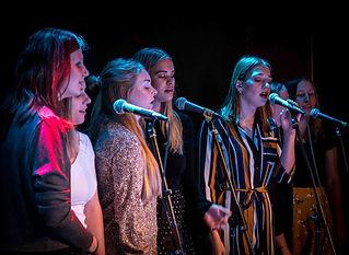 groepsles zang Alkmaar