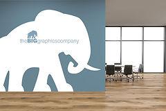Glazing Films and blinds manifestation corporate branding