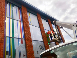 St Wilfrid's RC College Makeover