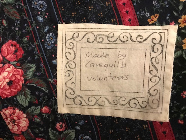 Labeling the quilt
