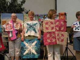 Meeting Quilting 4 Others!