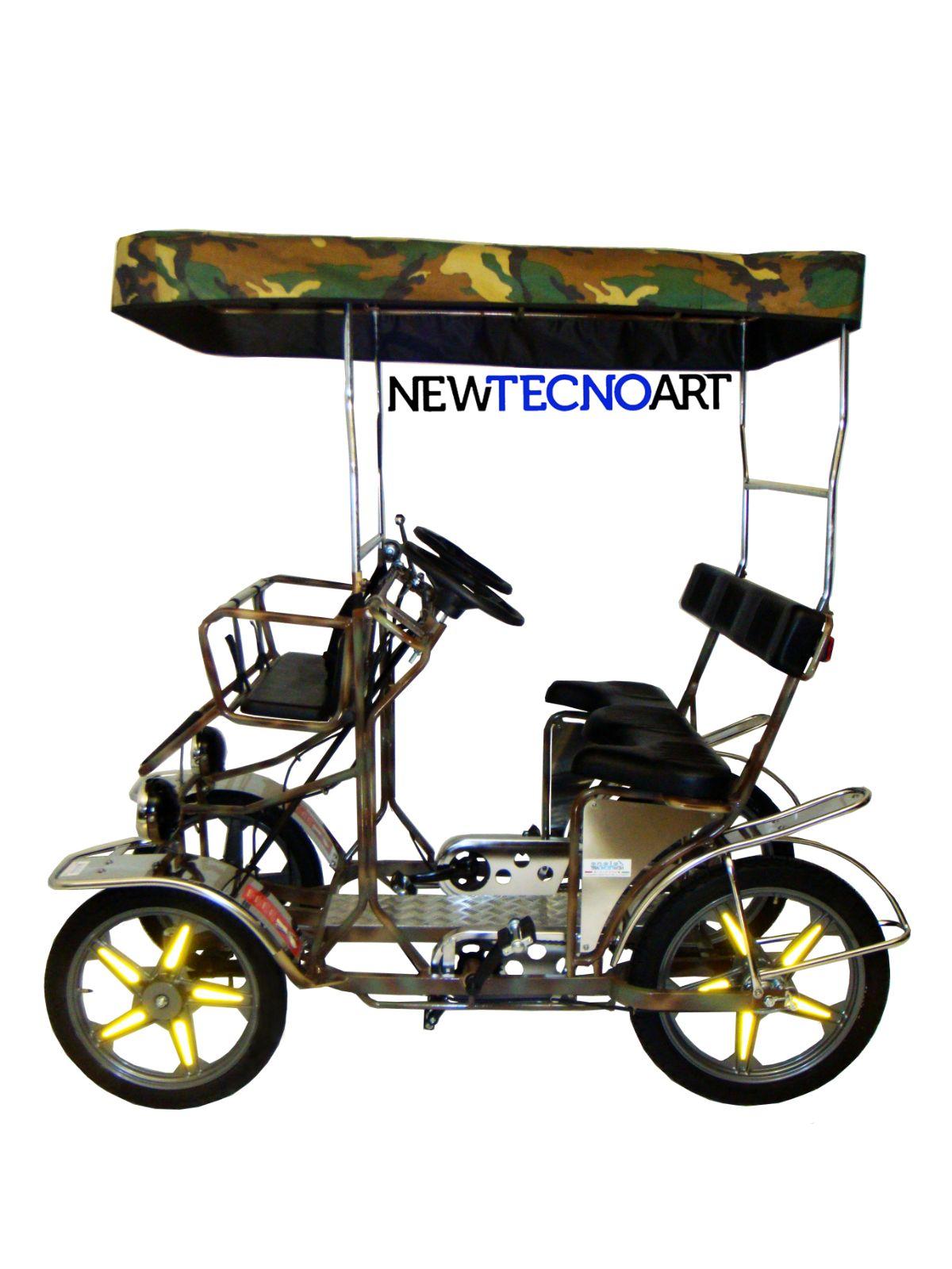 Newtecnoart safari