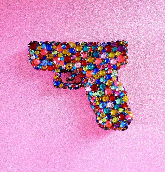 Bubble Gum Pop-Gun