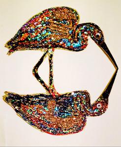 Iridescent Rainbow Cranes.jpg