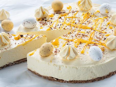 Cheesecake voor Pasen