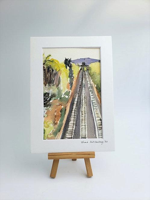 The Cut (aka Train tracks)