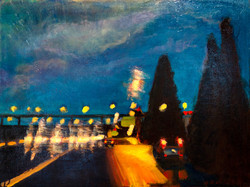 "Light the way - 18x14"" - $480"