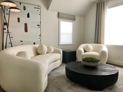 Kirkland new construction living room