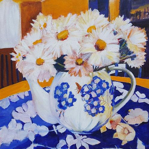 Teapot Daisies