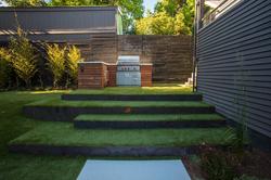 Seattle backyard project