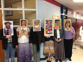 Artists dressed like paintings.jpg