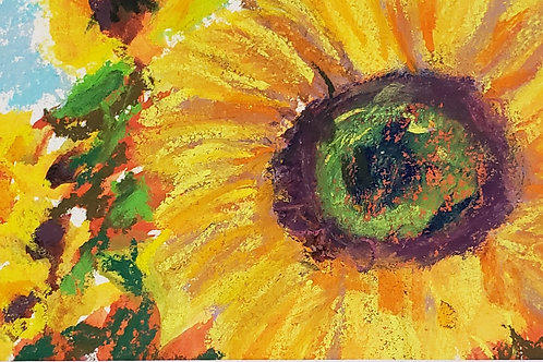 "Sunflower Mini - 6 x 8"""